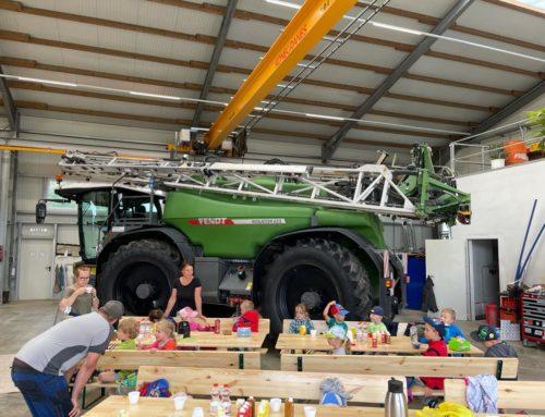 … und nochmal Landwirtschaft pur für unsere Kleinen